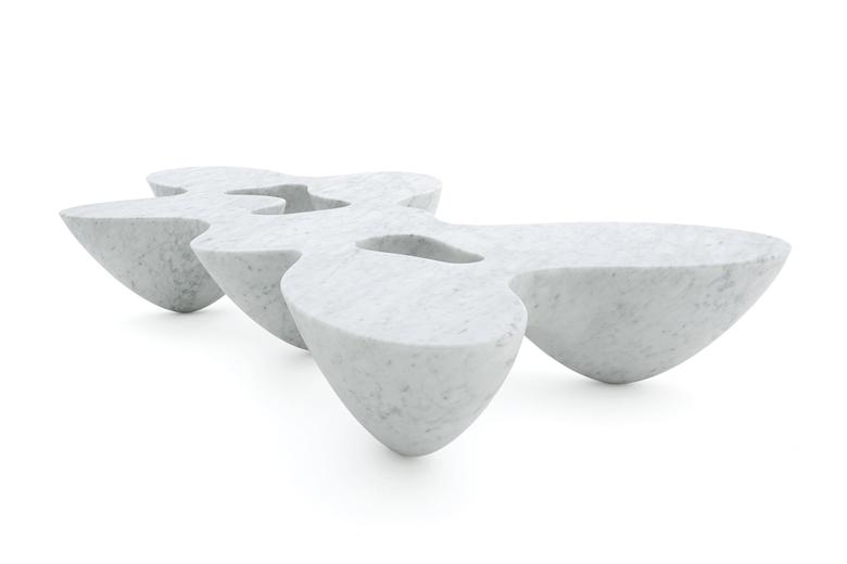 4-Quark 30 6e. marble