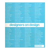 designersondesign 2004 overview cover thumbnail