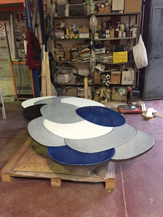 Etnastone - Work in progress - Made a Mano (Italy)