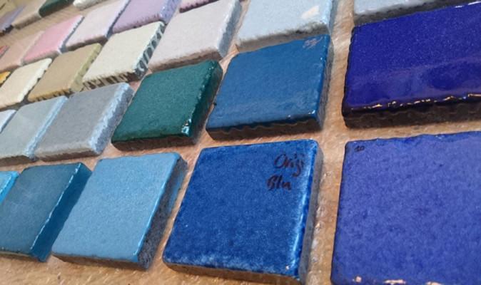 Etnastone - Work in Progress - Color Palette