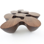 Quark Wood - Walnut – 8 elements