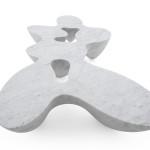 Quark Marble Carrara C – 6 elements