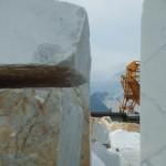 Work in Progress - Carrara marble quarry