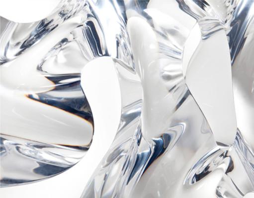 Quark Plexiglas Detail