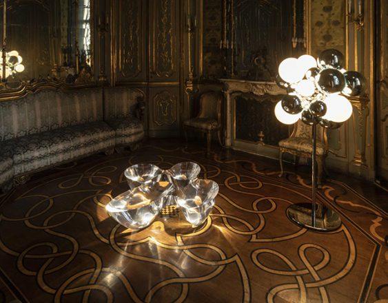Palazzo Litta 2018, Quark Plexiglas 4ele round