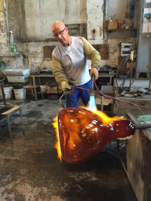 Osmosi Furniture - Hand Blown Glass - Murano - Venini