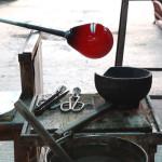 Digit Light - Work in Progress - Handblown Glass - Murano