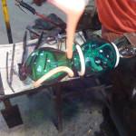 Seaform - Work in Progress - Furnace Anfora - Master Andrea Zilio