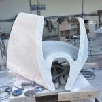 Sunshare - Work in Progress - Carrara Marble