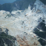 Sunshare - Work in Progress - Carraran marble quarry