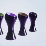Idee - hand blown glass