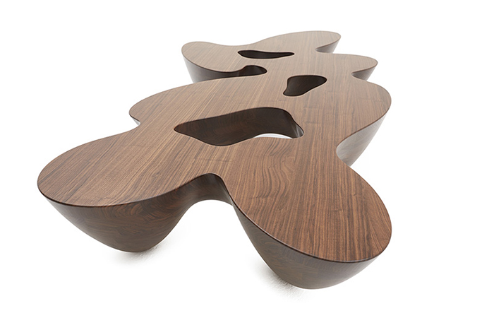 Emmanuel Babled Quark Wood