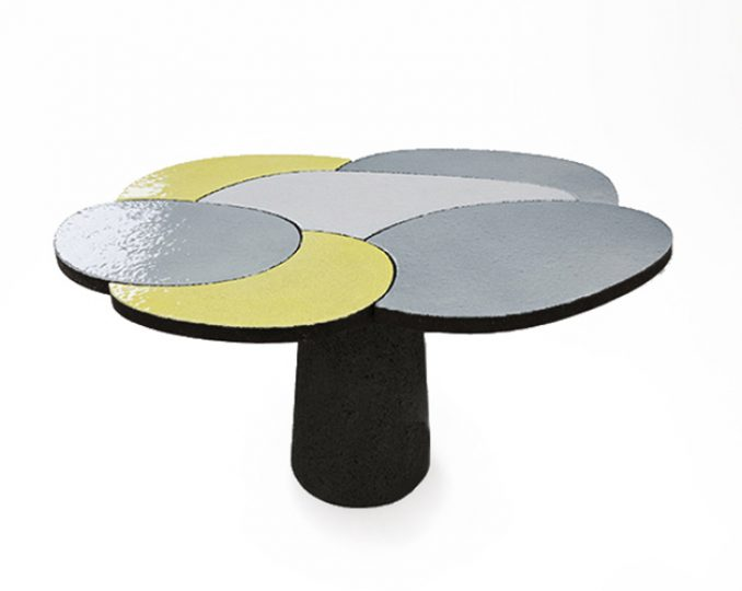 Etnastone Round Table