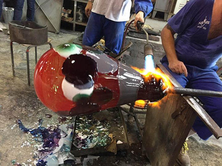 Pyros - Work in Progress - Venini