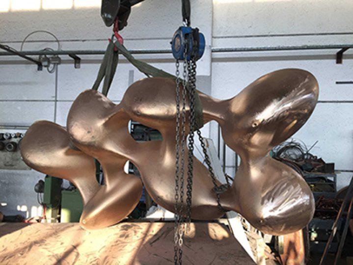 Quark Bronze - Work in Progress