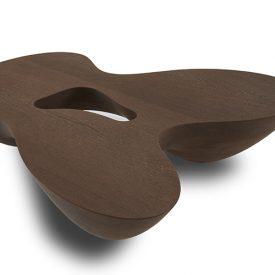 Quark Wood – Wenge – 3 elements